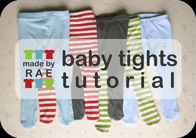Tutorial de Rae: Hacer medias de bebé