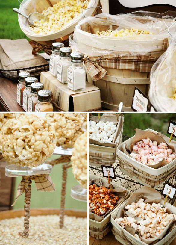 Wedding photo colin cowie weddings party ideas for Food bar party ideas