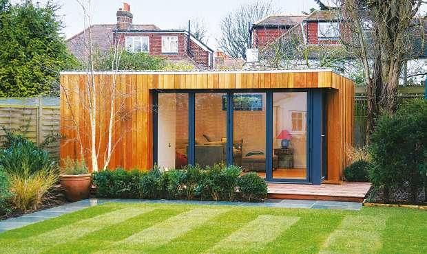 shed with loft deck - Google Search