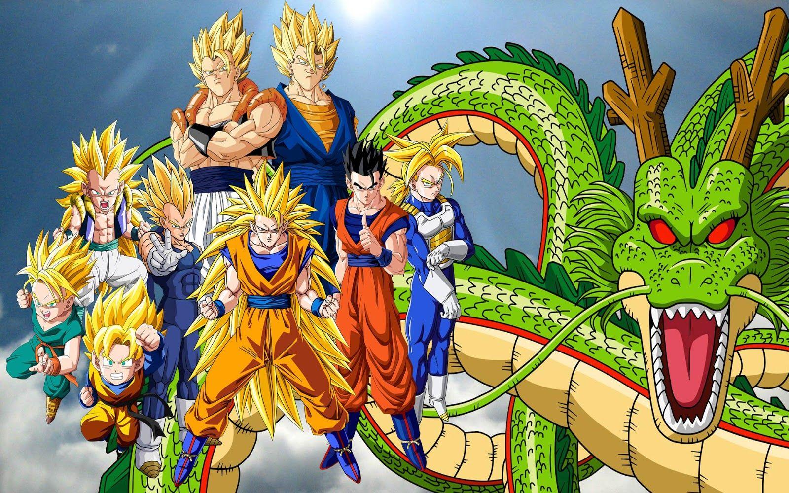Todos Os Episodios De Dragon Ball Z Online Com Imagens Papel