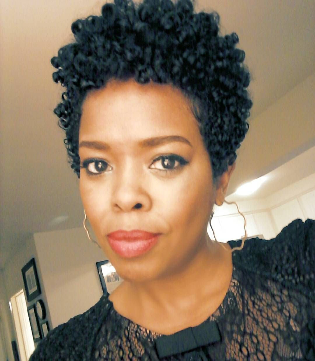 Wild For The Night Afrostyle Naturalhair Hair Stayready Pickinmypurse Protectivestyles Cur Tapered Natural Hair Curly Hair Styles Natural Hair Styles