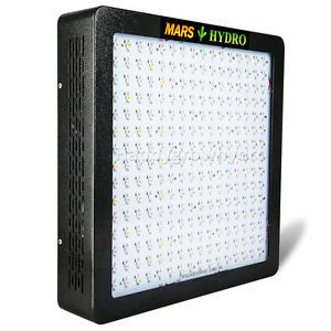 Mars Ii 1200w Led Grow Light Panel Full Spectrum Indoor Veg Bloom Indoor Lamp 5w Epistar Chip Stock In Us Ca Uk De Duty Fr With Images Led Grow Lights Led Grow Grow Lights