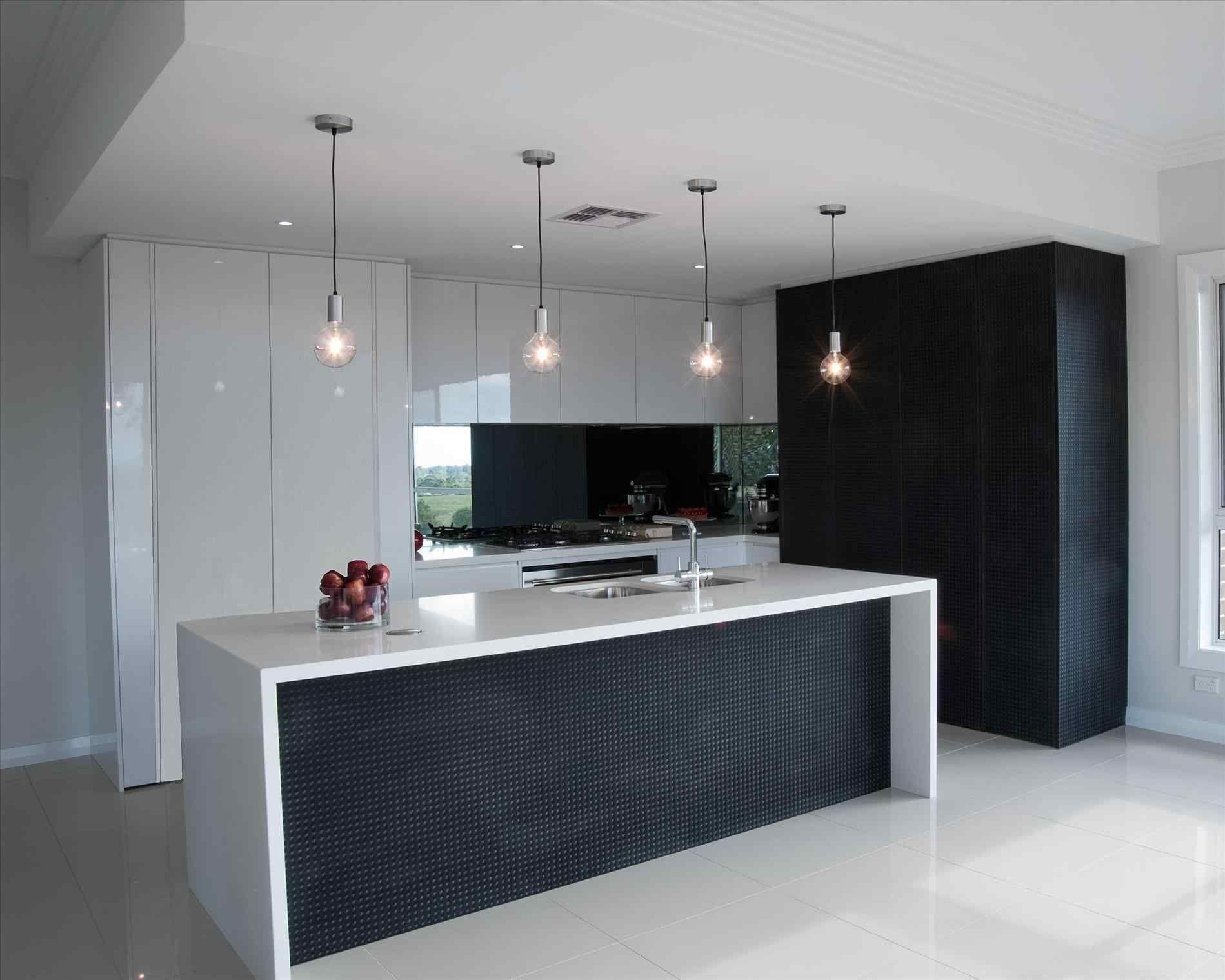 Awesome 13 Black Shiny Kitchen Cabinets Ideas For Stunning Kitchen Black Gloss Kitchen Modern Kitchen Design Black Kitchens