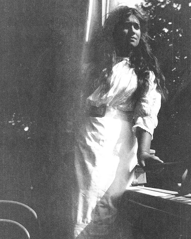 Grand Duchess Maria Nikolaevna...