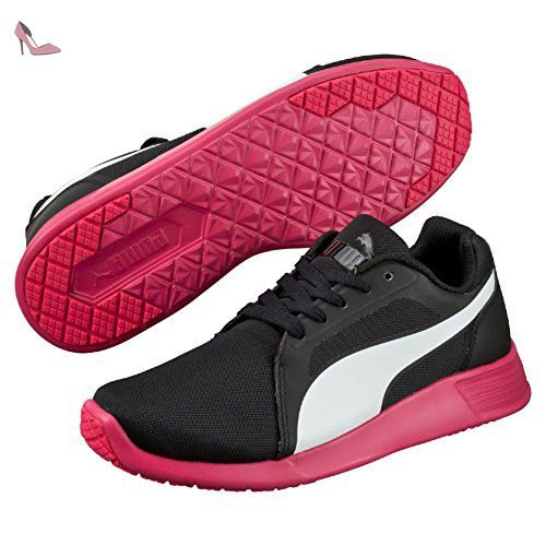 St Runner V2 NL, Chaussures de Cross Mixte Adulte, Noir Black White, 36 EUPuma