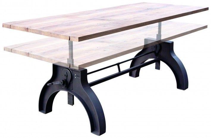 In hoogte verstelbare tafel grand biercafe pinterest