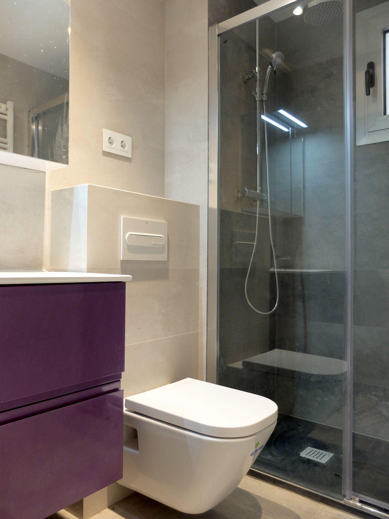 Reforma integral en Barcelona | Cuarto de baño | por ...