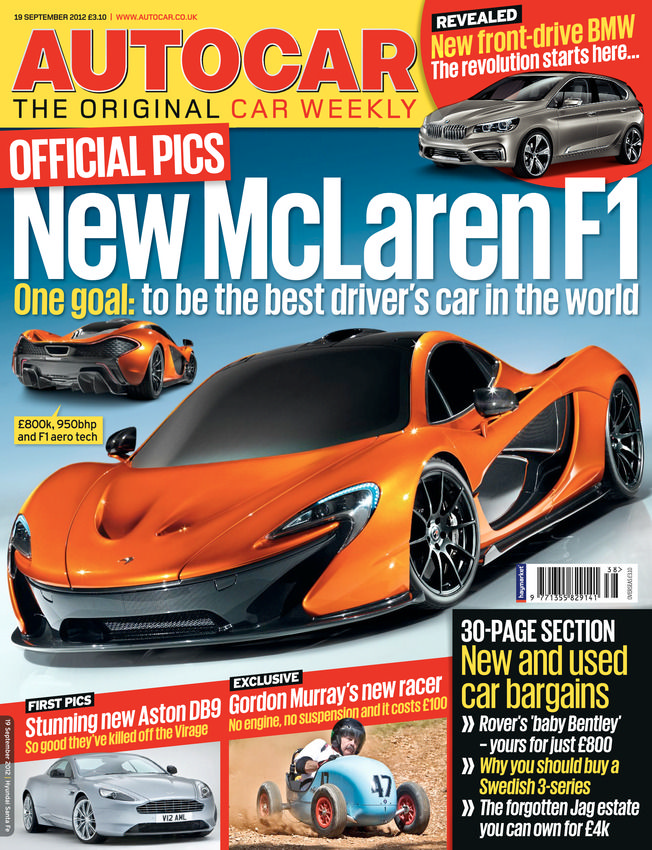 Autocar UK Magazine - Buy, Subscribe, Download and Read Autocar UK ...