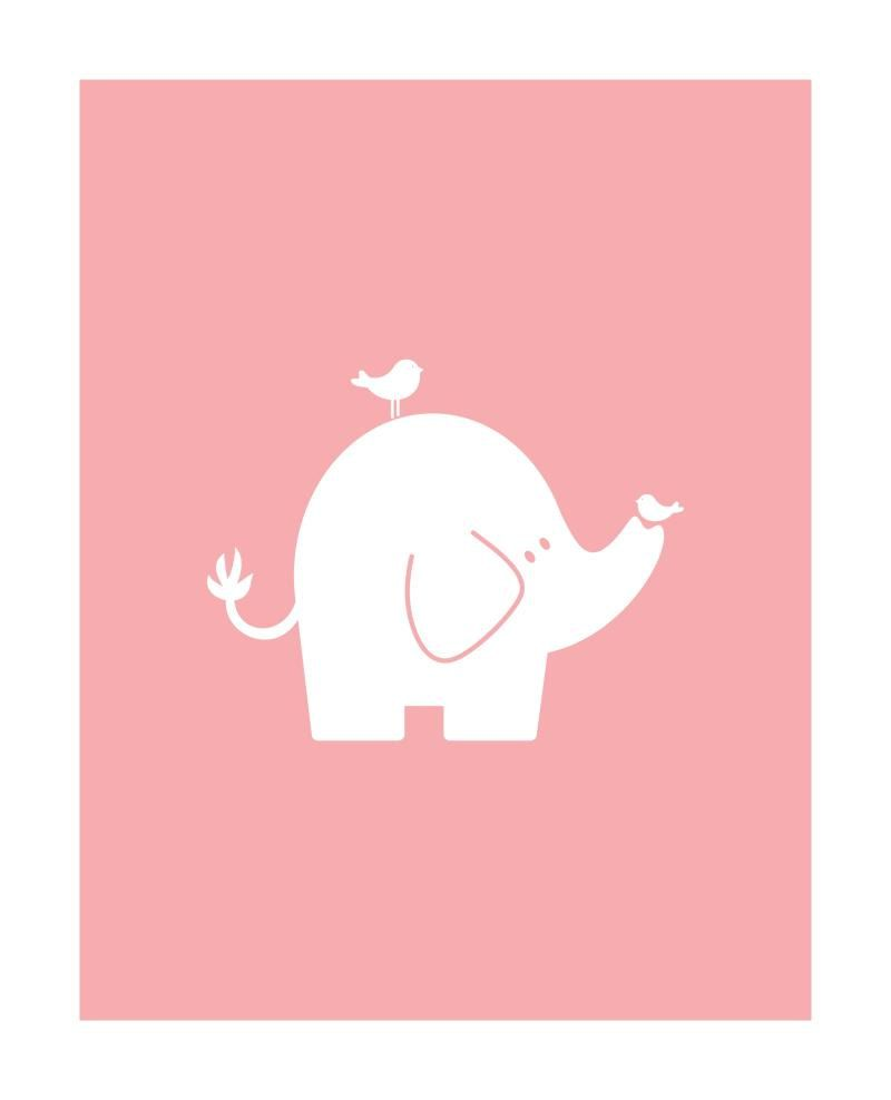 Elephant nursery wall art print mom baby dad by rizzleandrugee - Elephant Nursery Art Nursery Print Nursery Decor Elephant Print Baby Elephant