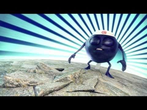 """Le bêtisier de la publicité officielle Oasis """"Superfruits"""". Une publicité qui a demandé de nombreuses prises avec les 3 nouveaux fruits plein de vitamines : ..."""