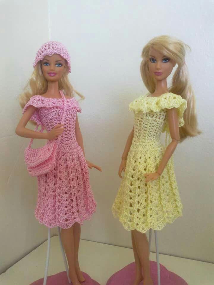 Pin de Rhonda Nagel en Barbie | Pinterest | Barbie, Muñecas y Ropa ...