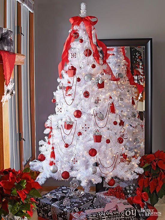Be Creative By Decorating Your Christmas Tree With A Favorite Theme