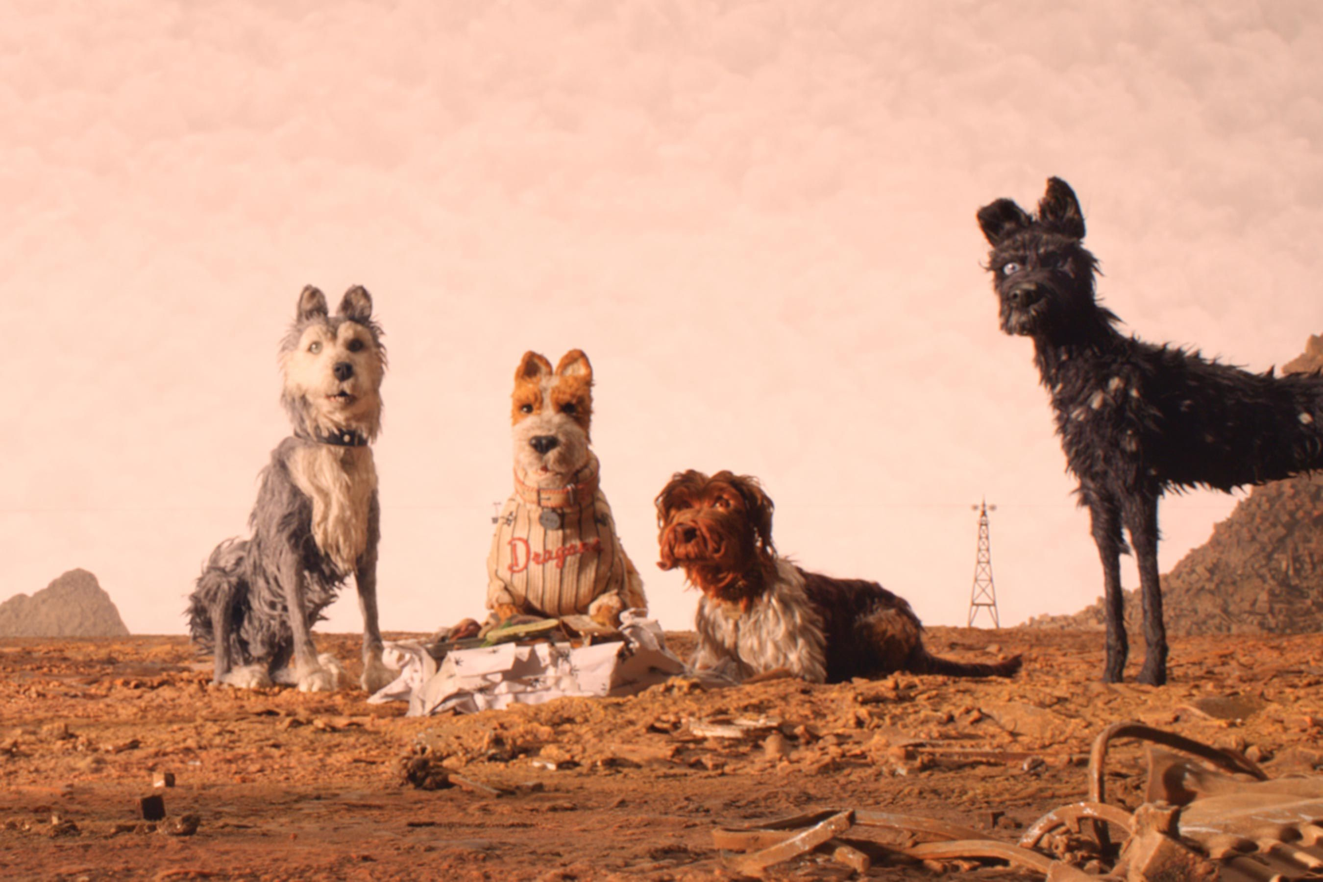 Wes Anderson S Isle Of Dogs Is A Tenderhearted Eccentric Canine