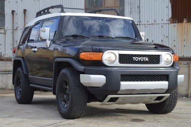 2008 Toyota Fj Cruiser Base Toyota Fj Cruiser Fj