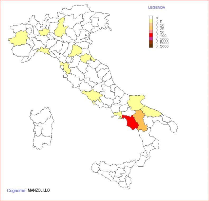 Manzolillo Surname   My Italian Geanology- Machroli