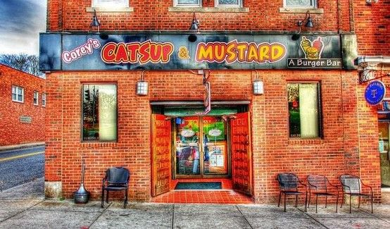 Coreys Catsup Mustard Located In Manchester Ct Hunger Maps