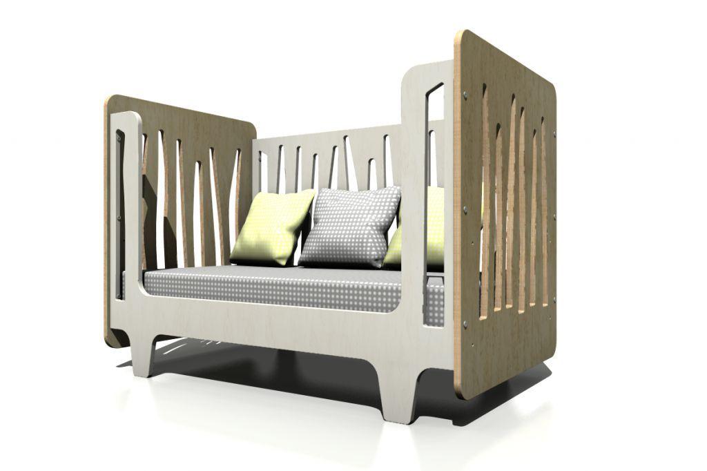 Numi Numi Design Funky Forest Conversion Kit #nursery #crib ...