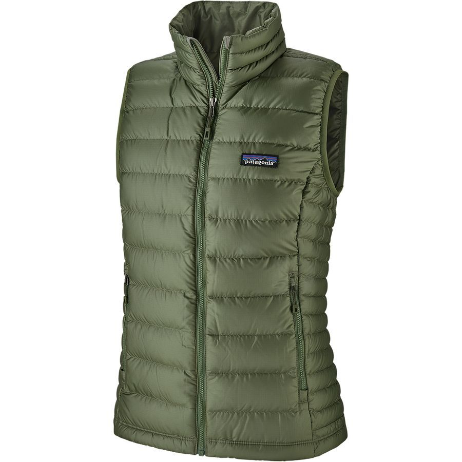 Patagonia Down Sweater Vest - Women's #womenvest