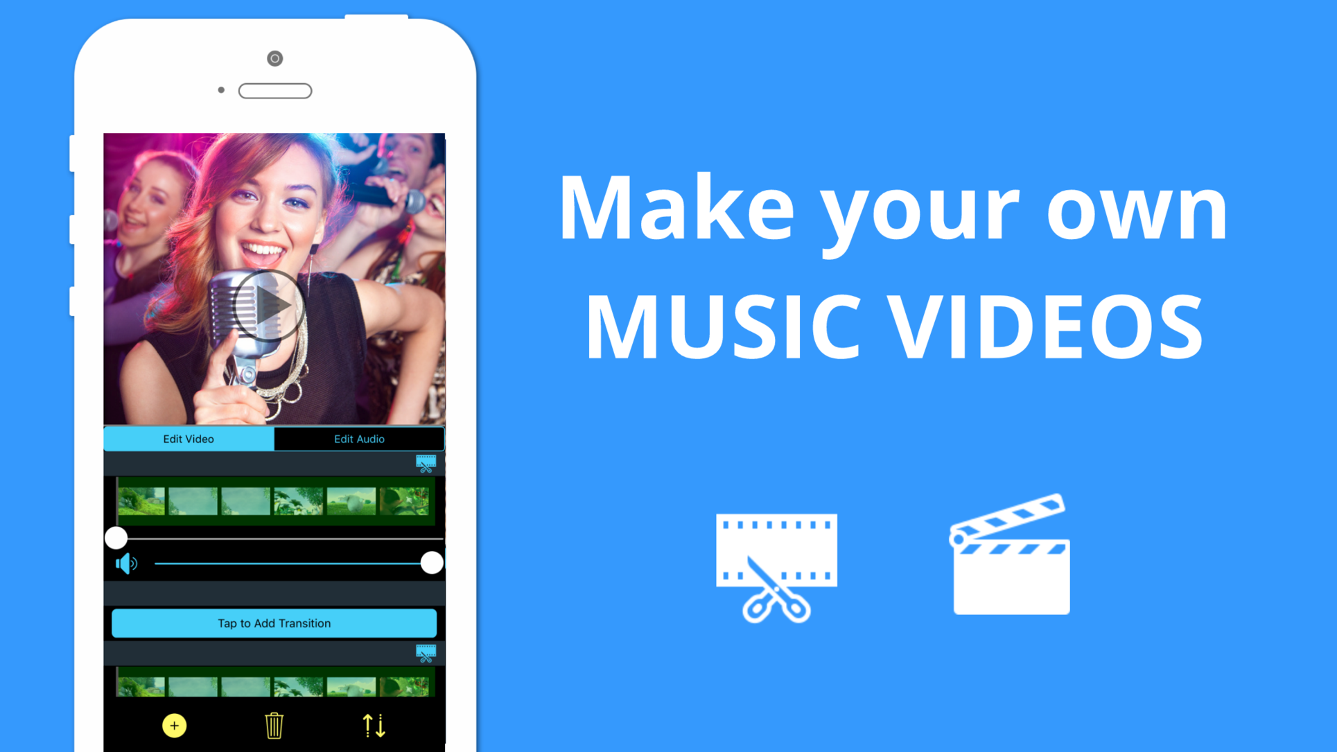 Add Music To Music Video Maker Software Interactive Limited Amp Add Music To Video Add Music Music Videos
