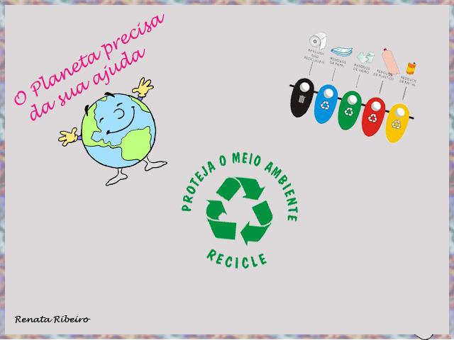 | Mundo da Bruxinha |: Meio Ambiente - A importância dele em nossas vidas...