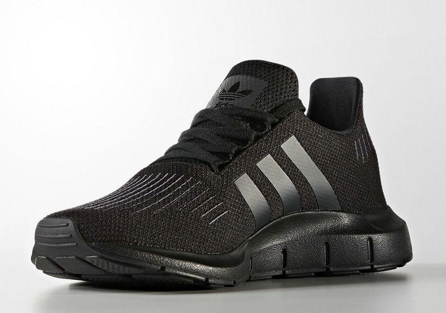 db40ef07dac1 adidas Swift Run Primeknit Core Black   Adidas Shoes Style   Adidas ...