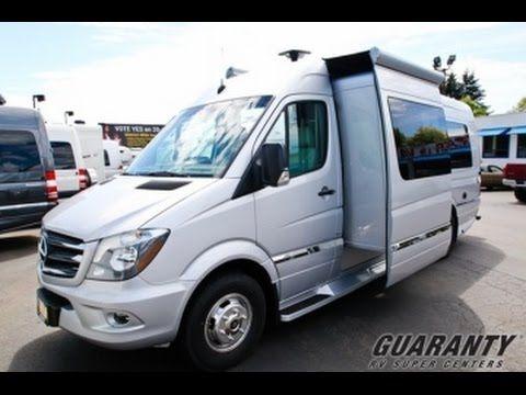 2016 Winnebago Era 70 C Class B Diesel Camper Van Video Tour Guaranty Com Youtube Van Recreational Vehicles Winnebago