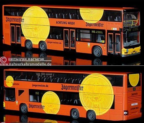 Cars Drospa Line 52 Sd 200 Handycraft Model From Wiking Bus H0 1:87 Gd4å