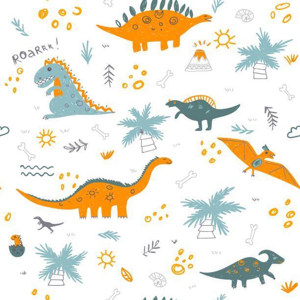 Dinosaurs Illustrations, Royalty-Free Vector Graphics & Clip Art
