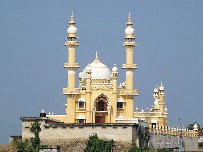 Vizhinjam Mosque. Kovalam, Kerala