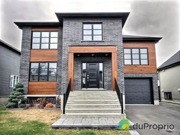 Maison A Vendre Chambly Immobilier Quebec Duproprio 470043 House Designs Exterior House Exterior Facade House