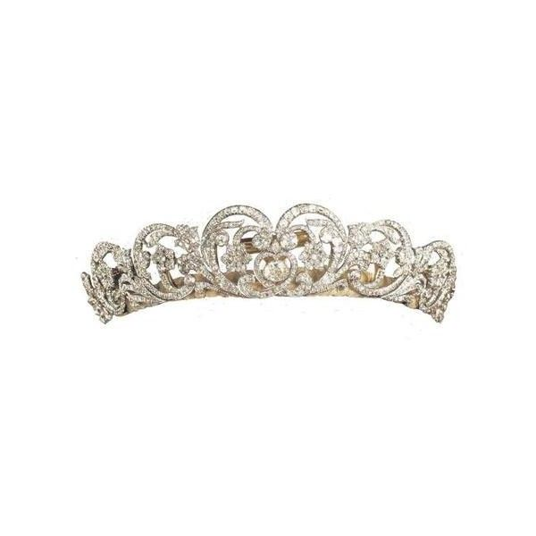 Tiaras reales ❤ liked on Polyvore featuring tiara