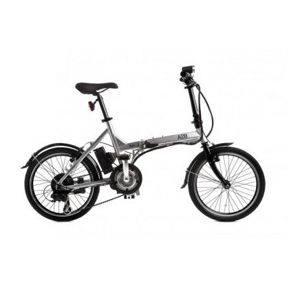 The A2b Kuo Folding Electric Bike Is The Lightest Model In The A2b
