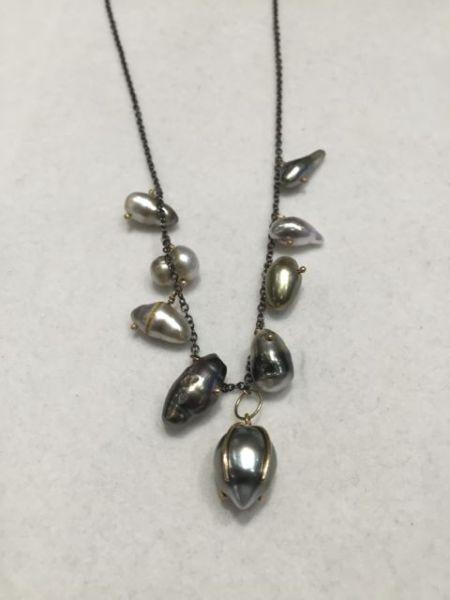 melissa joy manning necklace