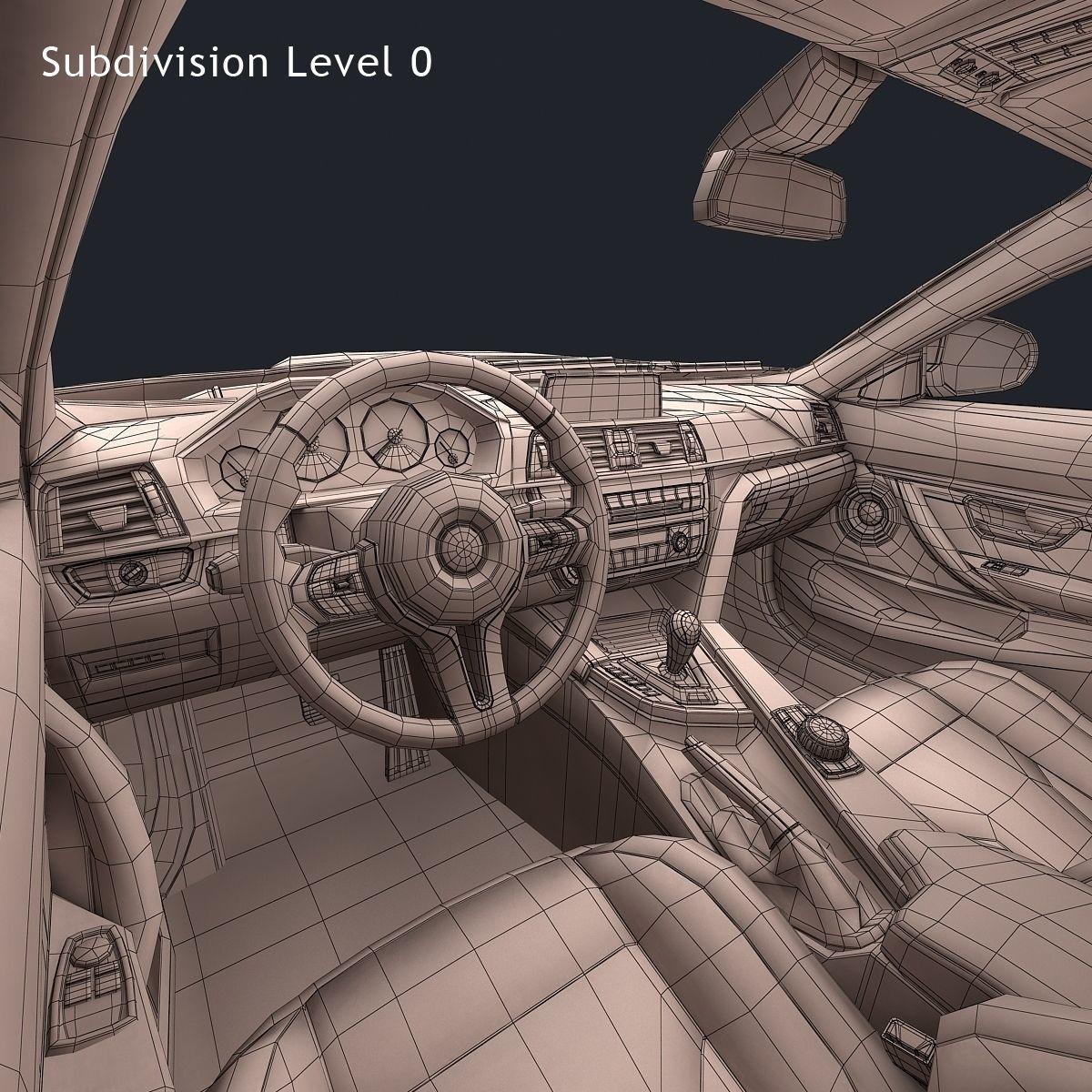 Audi R8 V10 2016 3d model 3ds max fbx c4d lwo lws lw ma mb