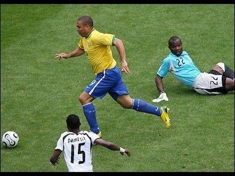 【羅納爾多】过的就是你!單車球王 Ronaldo Stepovers 罗纳尔多连续单車過人! 超清
