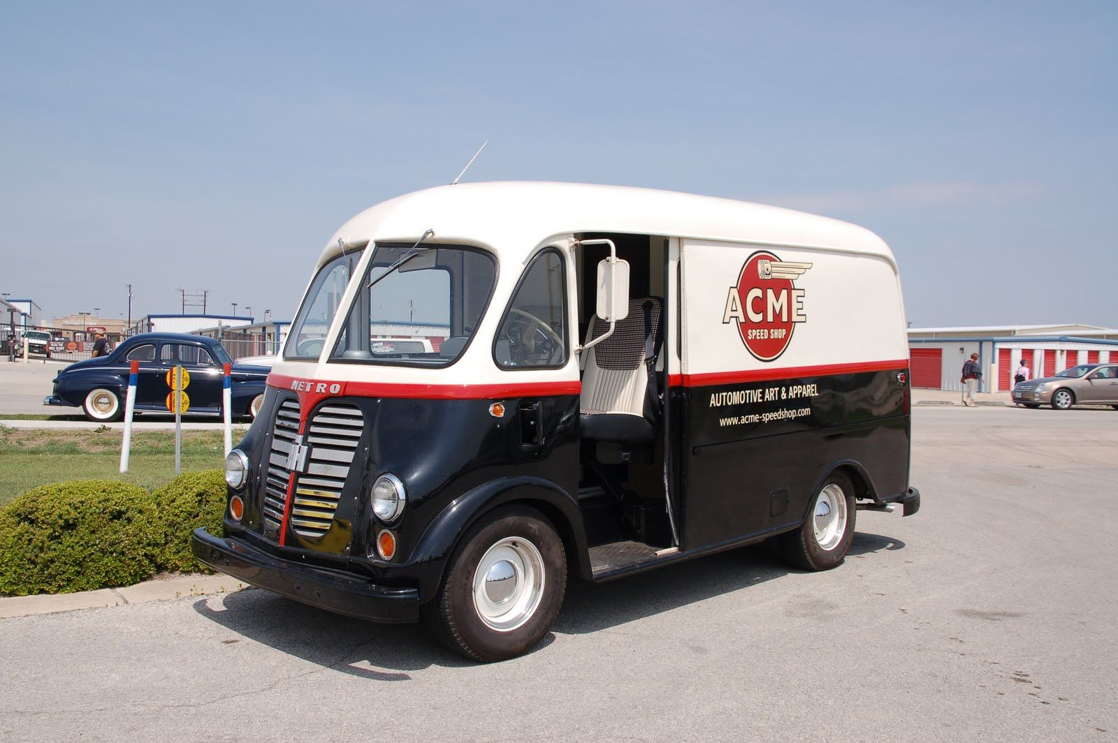 International harvester metro step van