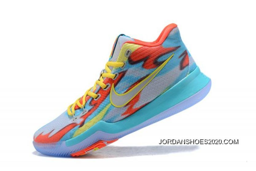 Nike Kyrie 3 Venice Beach Men S Basketball Shoes 2020 Online Price 80 54 Jordan Shoes Outlet Nike Kyrie 3 Nike Kd Shoes New Nike Shoes