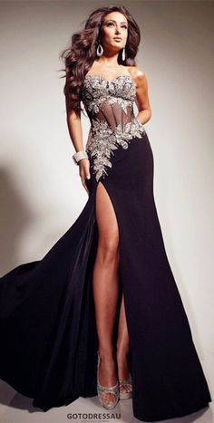 sexy dresses for prom - Google Search | dresses | Pinterest | Sexy ...