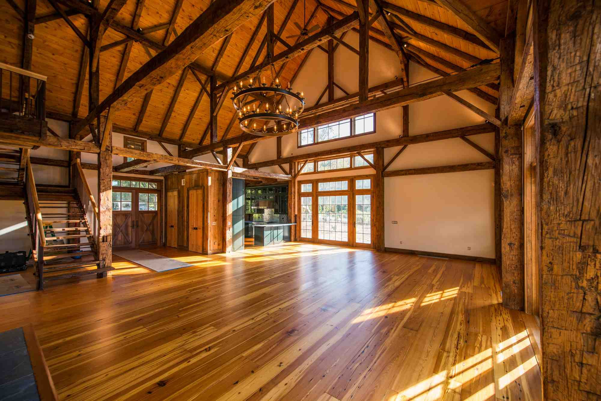 Home Design Ideas Vintage Chandelier Hanging Penadant Fixture Barns Turned Into Houses Wooden Glossy Dtripe