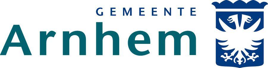 Dit is het officiële logo van de Gemeente Arnhem.