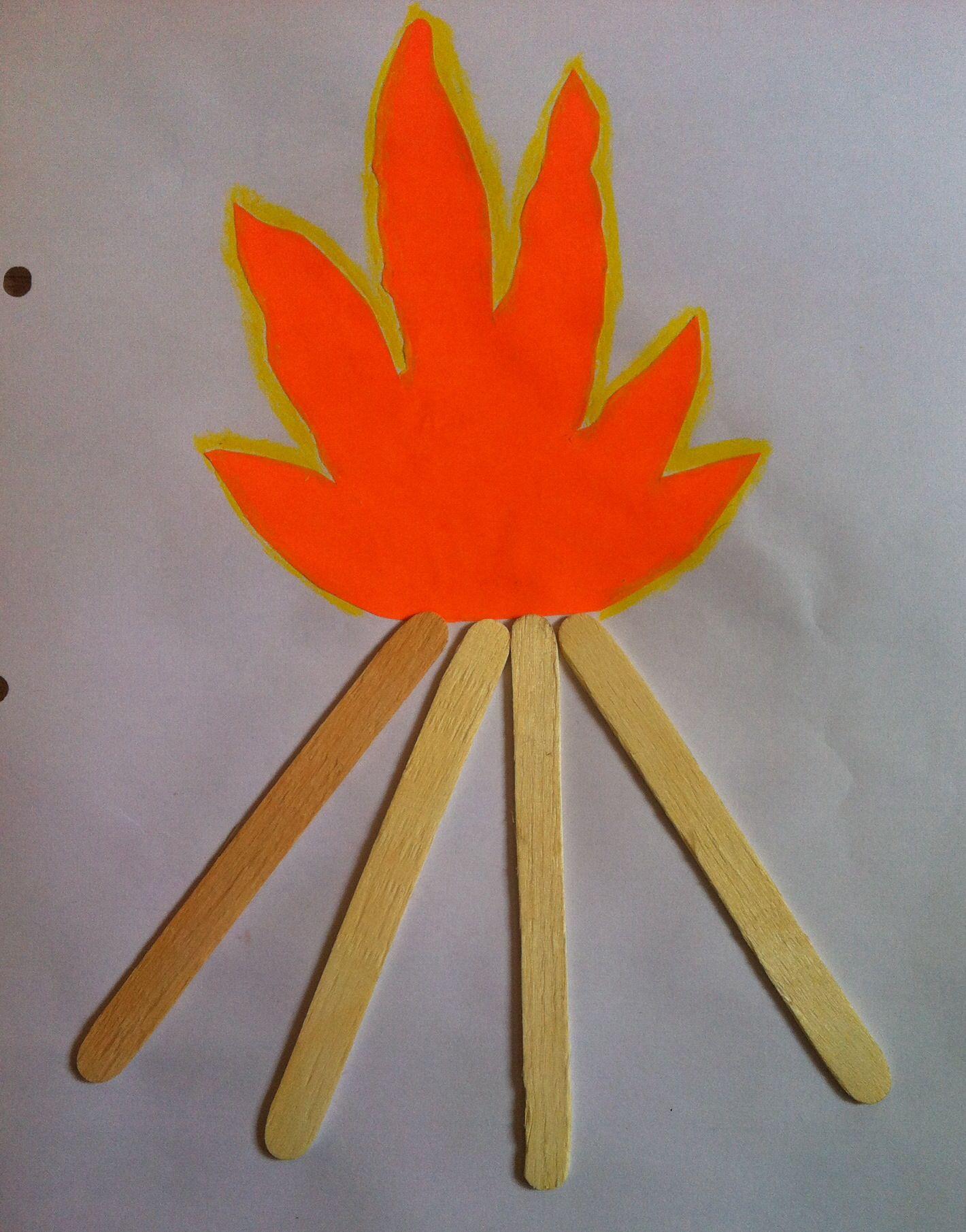 Bhogi Lohri Craft Fire School Projects And Craft Ideas Easy