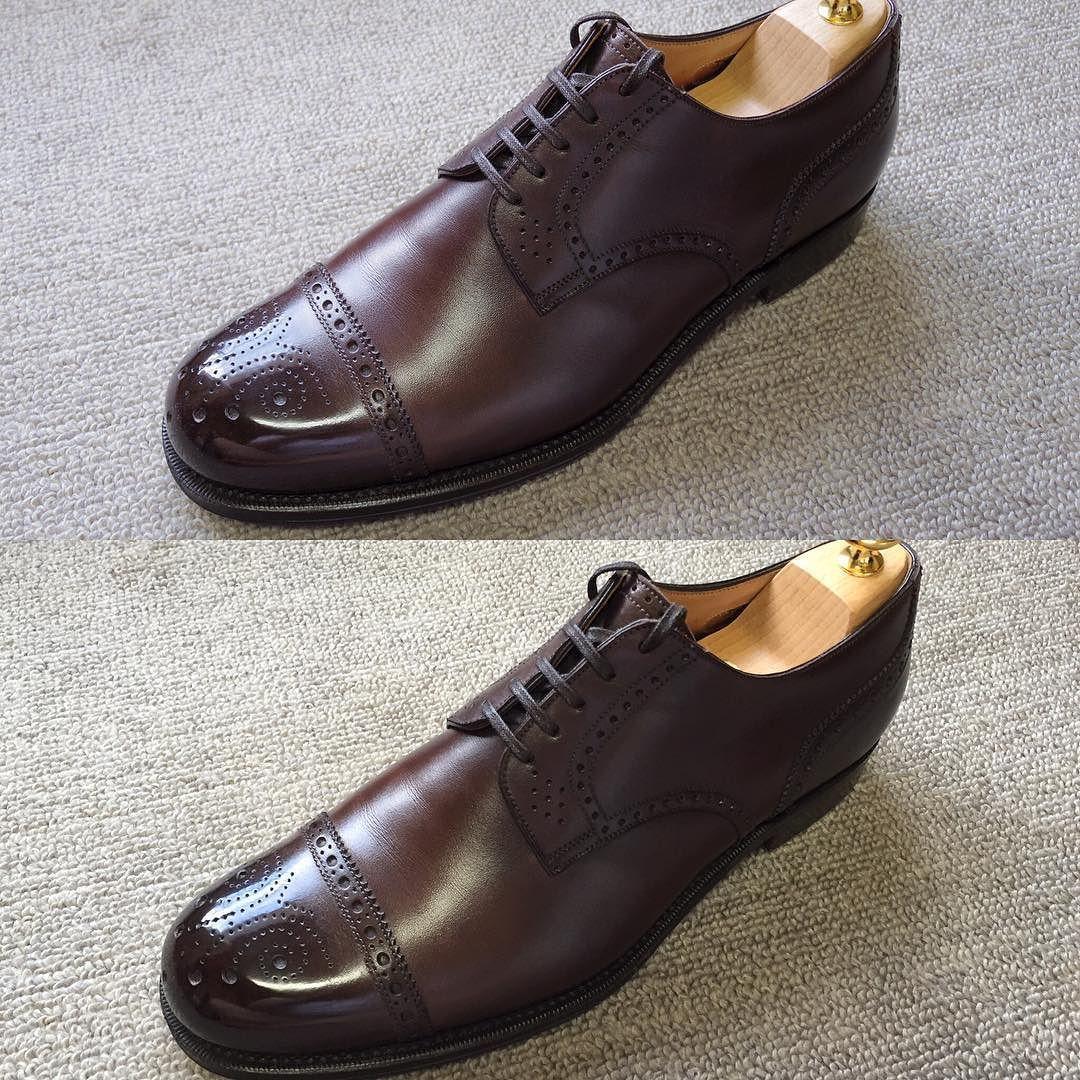 PENTAX Q-S1 今日から触ってます 詳しいことはさておきまずは撮ってみました靴はジェネシオコレッティです 上がQ-S1下がiPhone6小さい画像だとわかりにくいですが綺麗に映るものですね #pentax #pentaxqs1 #iphone6 #genesiocollettiandsonltd #camera #digitalcamera #ペンタックス #ペンタックスqs1 #ジェネシオコレッティ #カメラ #デジカメ #紳士靴 #革靴 #shoes