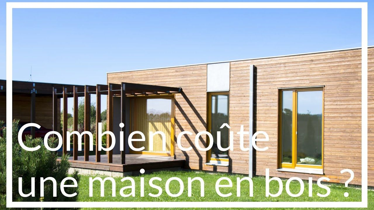 Impressionnant Tarif Maison Bbc Bois And La Revue En 2020 Maison Bois Maison Bbc Maison