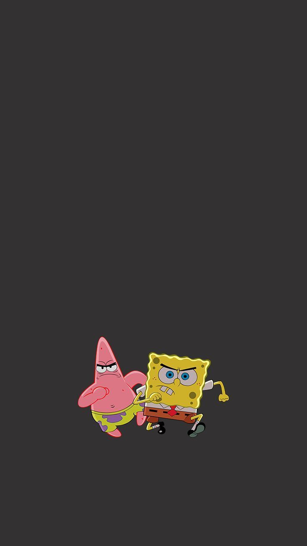 Photo of Spongebob & Patrick Wallpaper, high resolution cartoon wallpaper: Naverbull … …