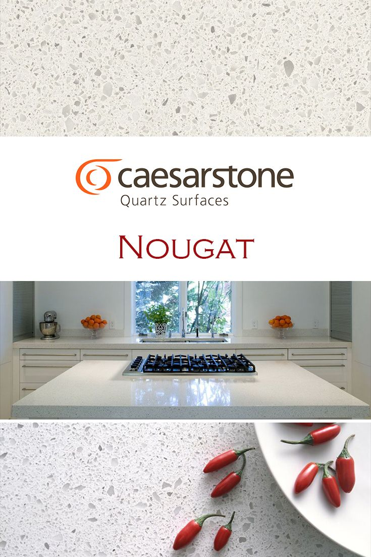Nougat By Caesarstone Is Perfect For A Kitchen Quartz Countertop