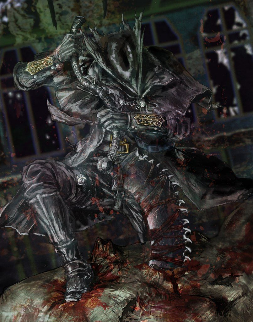 Let Us Cleanse These Fowl Streets Bloodborne Bloodborne Art