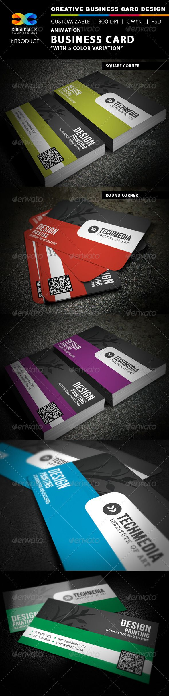 Animation Business Card | Business cards, Animation and Business