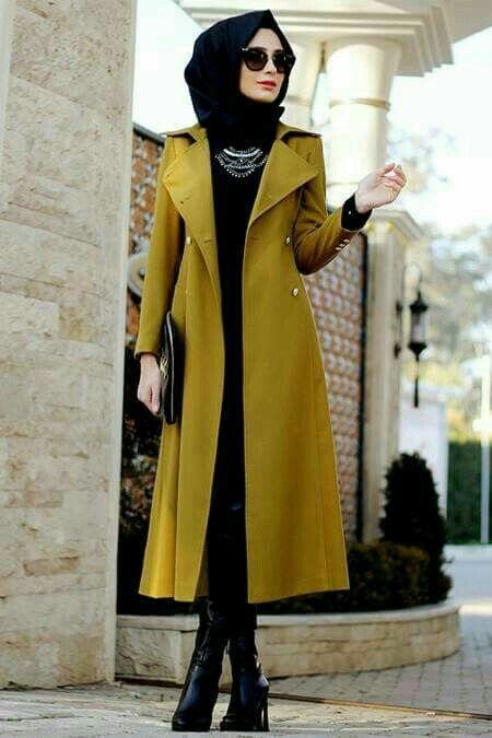 Pin von Springʚïɞ ʚïɞRose auf Veiled dresses | Hijab stile ...
