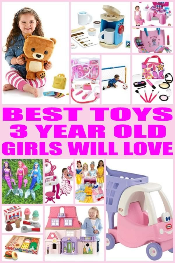 Best Toys For 3 Year Old Girls 3 Year Old Birthday Gift
