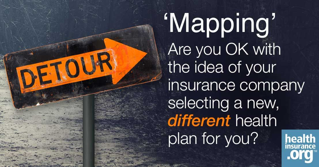 How to avoid the surprise of health plan mapping